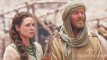 Raquel la esposa de Jacob en la Biblia