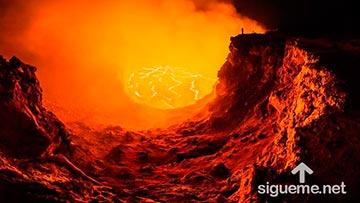 El infierno, lugar de tormento eterno