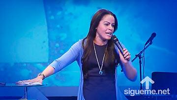 Yesenia Then predica el valor de la oportunidad