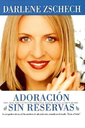 portada del libro Adoración Sin Reservas