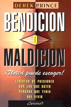 portada del libro Bendición o Maldición