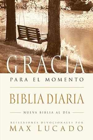 portada del libro Biblia Gracia para el Momento
