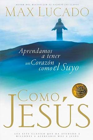portada del libro Como Jesus