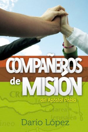 portada del libro Compa�eros de Mision del Apostol Pablo