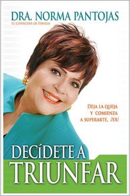 portada del libro Decidete a Triunfar