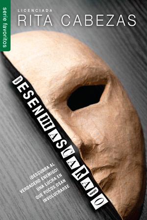 Portada del libro Desenmascarado