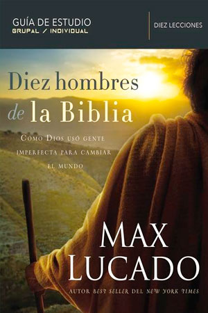 portada del libro Diez Hombres de la Biblia