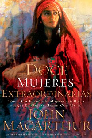 portada del libro Doce Mujeres Extraordinarias