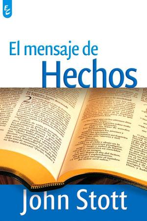 portada del libro El Mensaje de los Hechos