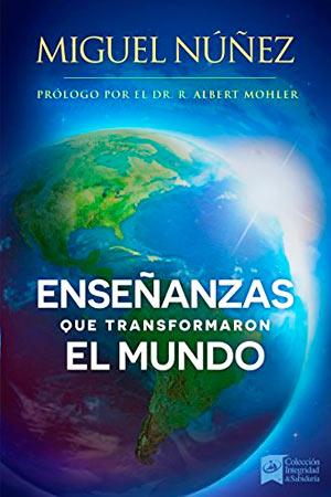 portada del libro Enseñanzas que Transformaron el Mundo
