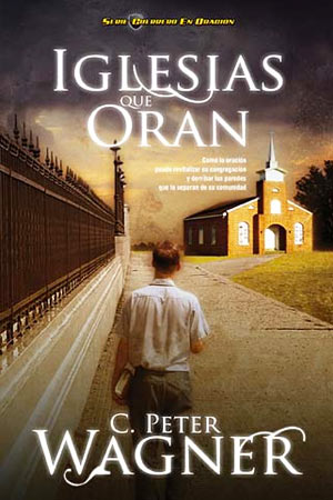 portada del libro Iglesias que Oran