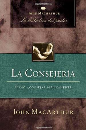 portada del libro La Consejeria