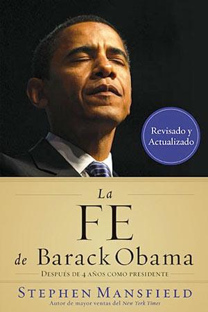 portada del libro La Fe de Barack Obama