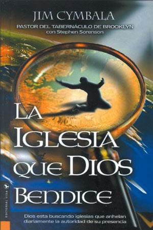 portada del libro La Iglesia que Dios Bendice
