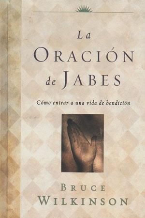 portada del libro La Oracion de Jabes