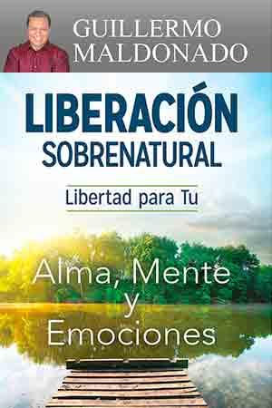 portada del libro Liberación Sobrenatural