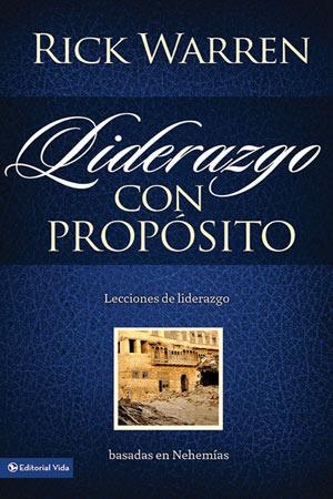portada del libro Liderazgo con Proposito