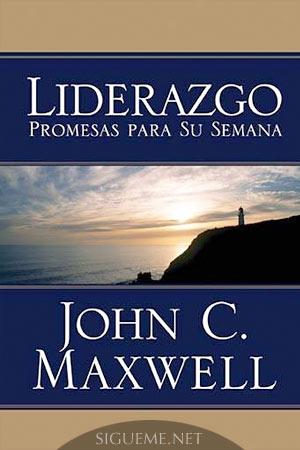 Portada del libro Liderazgo Promesas para su Semana