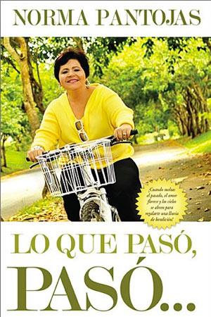 portada del libro Lo que Paso, Paso...