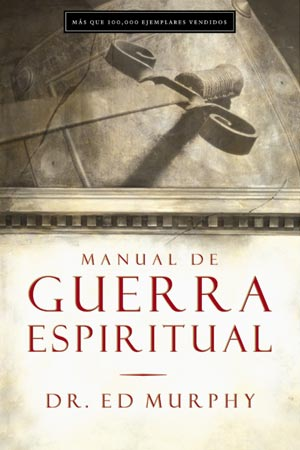 portada del libro Manual de Guerra Espiritual