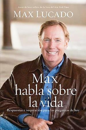 portada del libro Max Habla sobre la Vida