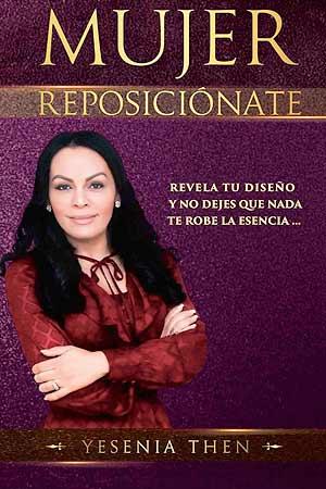 Imagen de la portada del libro Mujer Reposiciónate