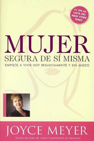 imagen de la portada del libro Mujer Segura de Si Misma