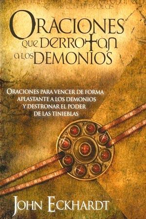Portada del libro Oraciones que derrotan a los Demonios