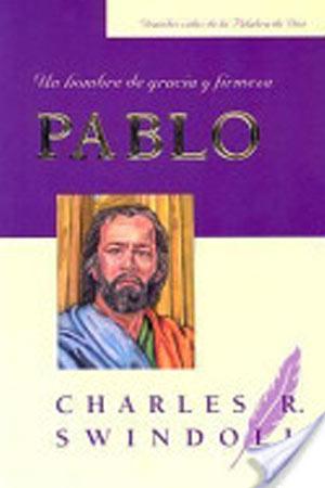 portada del libro Pablo: Un Hombre de Gracia y Firmeza