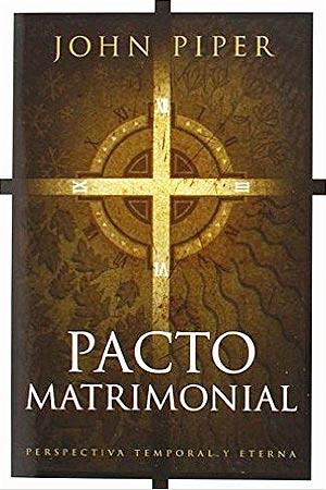 portada del libro Pacto Matrimonial