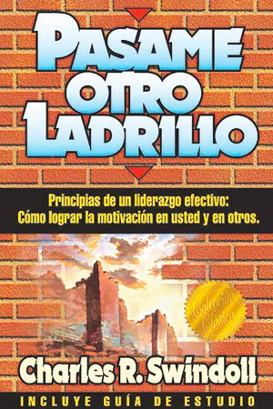 portada del libro Pasame Otro Ladrillo