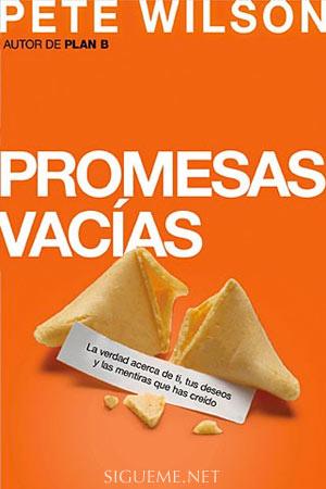 portada del libro Promesas Vacias