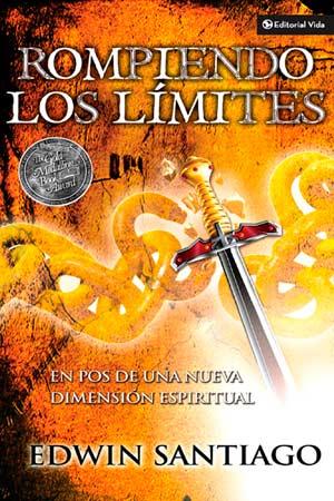 portada del libro Rompiendo los Limites