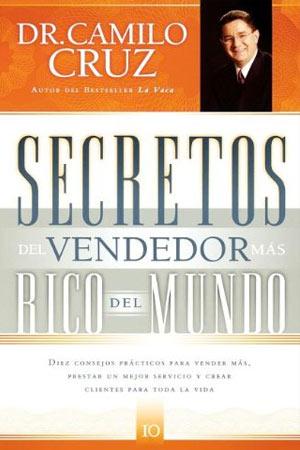 portada del libro Secretos del Vendedor Mas Rico del Mundo