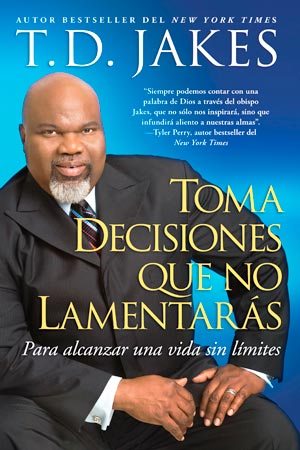 Portada del libro Toma Decisiones que no Lamentarás