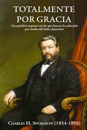 imagen de la portada del libro Totalmente Por Gracia