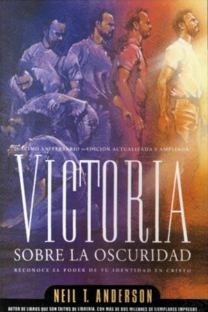 portada del libro Victoria Sobre La Oscuridad