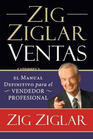 Portada del libro Zig Ziglar Ventas