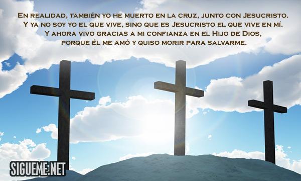 Semana Santa Imagenes Frases Pascuas Amor de Cristo Jesús en la Cruz